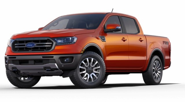 2019 Ford Ranger Lariat Truck in Independence, MO